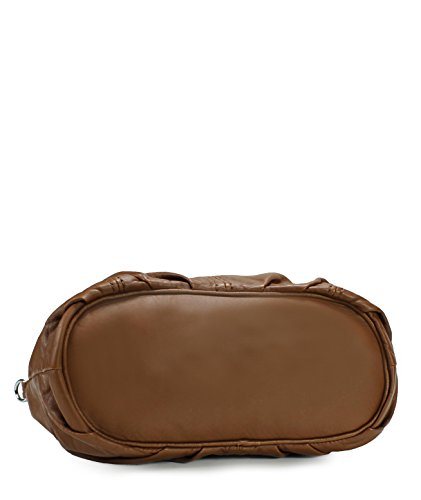 Shoulder H1533 Bag a Washed Scarleton Brown pzq11a