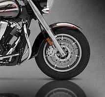 Yamaha STR-3D831-20-00 Big Bar Engine Guard for Yamaha V-Star 1300