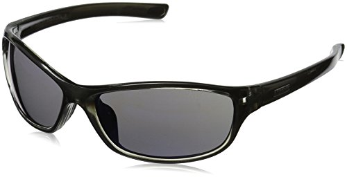 Altro Optics Asa Wrap Sunglasses, Gloss Black, 58 - Sunglasses Sports Optics