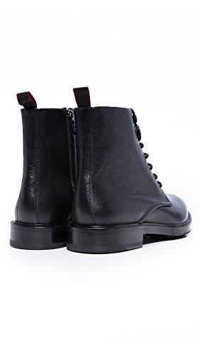 Hugo Bottes Patron De Defend_halb_gr Hommes Chaussures