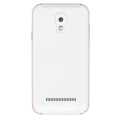 (Seidio CSWSSGS4-WP OBEX Waterproof Case for Samsung Galaxy S4 - Retail Packaging - White/Pink)