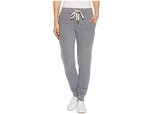 Splendid Women's Classic Grey Jogger, Heather, Large (Splendid 6pm)