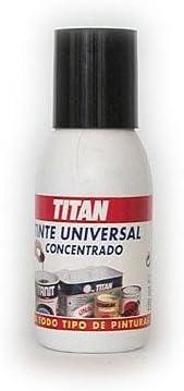 Titan - Tinte Universal 089 Amarillo 100Ml 402: Amazon.es ...