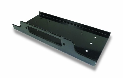 Tilt Bed Trailer - Keeper KWA14622 Heavy Duty Flat Bed Mounting Plate for KW Winches