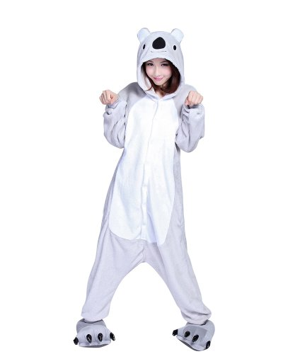 Pajama a Pigiama Blu Colore Ih per tuta Koala Asinello Oh animali Costume Kigurumi Unisex zUq0TwxU