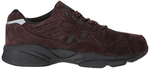 Walker M2034 Sneakers Uomo Scarpe Brown Suede nbsp;stabilità Da Propét Pelle wxEBtB
