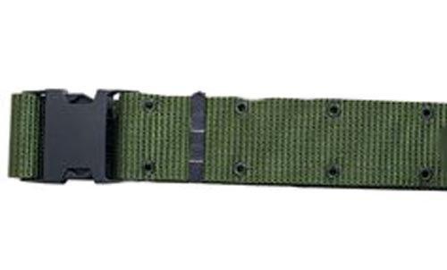 (Bianchi, Web Pistol Belt, M1015 Olive Drab)