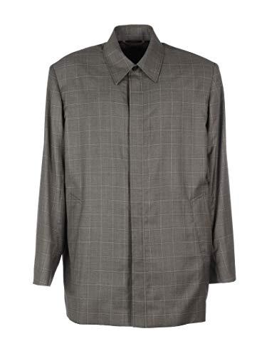 Balenciaga Luxury Fashion Mens 583838TFT051240 Grey Jacket | Fall Winter 19