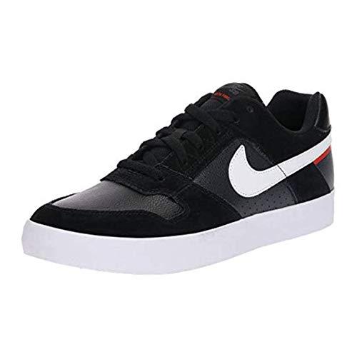 black Unisex Da Sb habanero Delta 011 Force rosso white Red – Nike Vulc bianco Nero Adulto Skateboard Scarpe wO0Zqxn