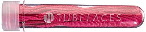 Cm White Lot Lacets Flat Rouge 140 131 magenta De Tubelaces Schnürsenkel 5 p4dzndF