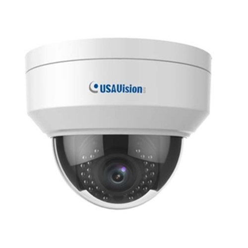 Geovision UVS-ADR1300 1.3MP H.264 Low Lux WDR Mini Fixed Rugged IP Dome