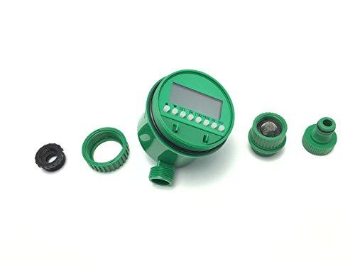 Hyindoor Programmable Digital Hose Water Timer,Single Outlet
