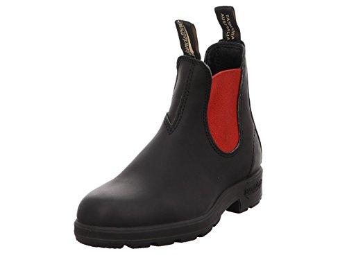 Classic EU Black Adulto Unisex Red Voltan 8 Escarpines 42 UK Blundstone Comfort faqwZdfA