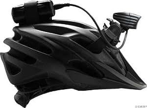 NiteRider MiNewt Mini.350 USB PLUS Headlight - Includes Helmet Mount