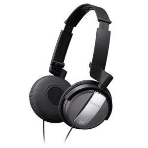 SONY MDRNC7-BLK NOISE CANCELING HEADPHONES (MDRNC7-BLK) - - Blk Noise Canceling Headphone