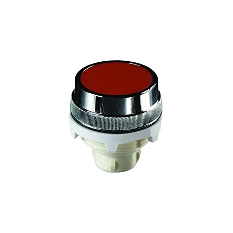 Spring Return Manual PushIn Red Shown Clippard P22-P2F-G Flush Push Button 22 mm Manual PushIn Green