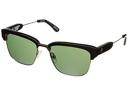Spy Optic Unisex Bellows Black/Gold/Happy Gray/Green One Size