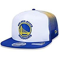 BONE 920 GOLDEN STATE WARRIORS NBA ABA CURVA BRANCO AMARELO NEW ERA 7cf40d35ef0