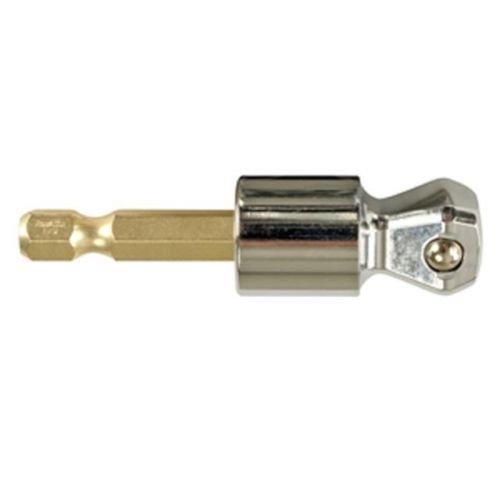 Makita B-28553/ /Adaptateur dangle impact pour douille carr/ée 1//4-1//2/pour les mod/èles BTW250 BTW251 BTW450 6918FD 6934FD TW0200 BTW200