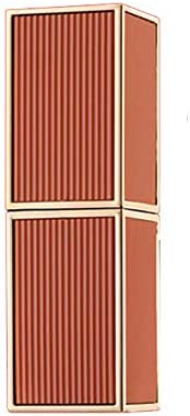 リップバーム 1pc スクエアチューブ 口紅 リップスティック レッド 深い色 保湿 リップクリーム ベルベット メイク プレゼント ツヤツヤな潤い肌の色を見せるルージュhuajuan