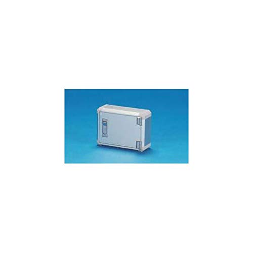 FR83625 直送 FCW型開閉式コントロールボックス(鍵付Kタイプ) B01FU6V96C