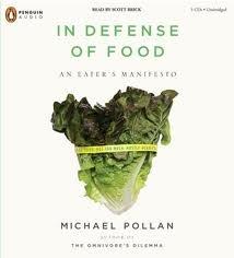 In Defense of Food [Audiobook] Publisher: Penguin Audio; Unabridged edition