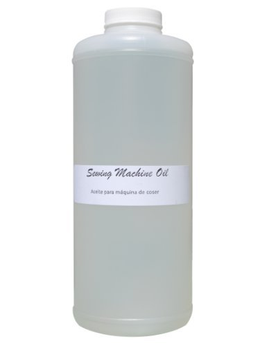 Clear Sewing Machine Oil - 1 Pint of a US Gallon by Imperial