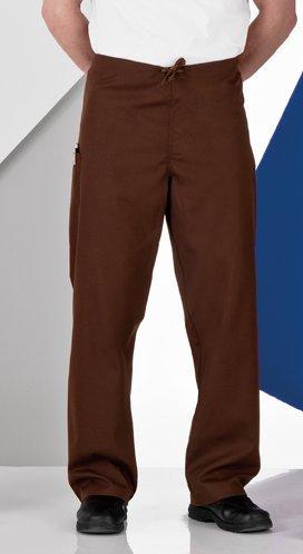 (Fundamentals by White Swan Unisex Drawstring Scrub Pants Large Navy)