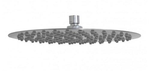 "Price comparison product image Barclay 5621-SP Resia 12"" Ultra Thin Rain Head"