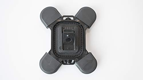 PatrolEyes klick Fast Quick Release Police Body Camera Magnet Chest Mount for PatrolEyes SC-DV10 WiFi (Pictured)