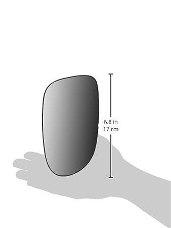 1x VAN WEZEL 7620838 Spiegelglas Außenspiegel