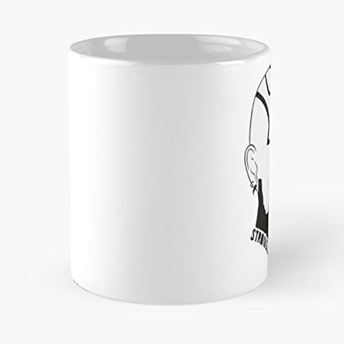 (Grog Strongjaw Critical Role Crit Cr - 11 Oz Coffee Mugs Unique Ceramic Novelty Cup, The Best Gift For Holidays.)
