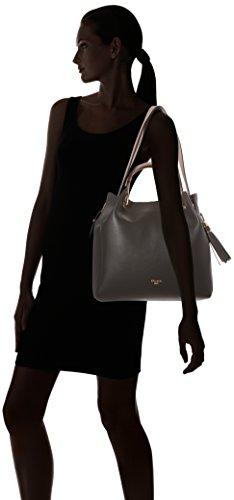 Dune Daura - Bolsos maletín Mujer Gris (Dark-grey)
