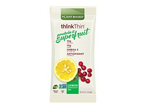 Top 10 recommendation think thin protein bars lemon cranberry for 2019