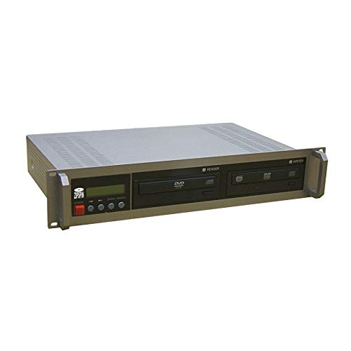 ZipSpin C120RM With USB & Firewire 2U Rackmount CD and DVD Duplicator