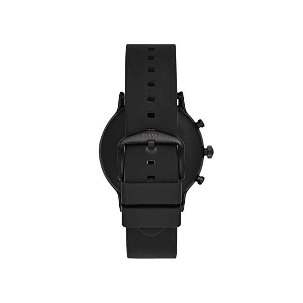 Fossil Smartwatch Gen 5 da Uomo Touchscreen con Altoparlante, Frequenza Cardiaca, GPS, NFC e Notifiche per Smartphone 4
