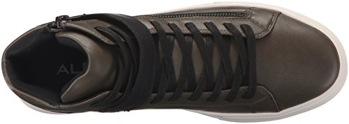 Aldo Mens Maureo Fashion Sneaker, Kaki, 8 D Us