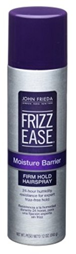 John Frieda Frizz Ease Hairspray Moist Barrier 12 Ounce  354Ml   3 Pack