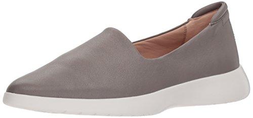 Taryn Rose Women's Darla Stretch Nappa Sneaker, Grey