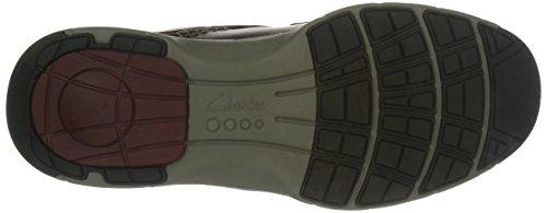 Clarks Skyward Edge - Botas de cuero para hombre marrón marrón
