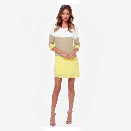 MTTROLI - Camisas - para mujer amarillo
