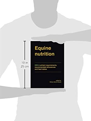 Equine Nutrition: Inra Nutrient Requirements, Recommended