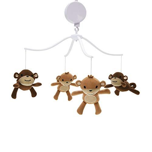 Buy bedtime originals mod monkey musical mobile
