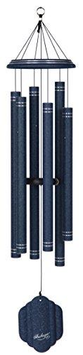 Arabesque 50-inch Windchime, Sapphire