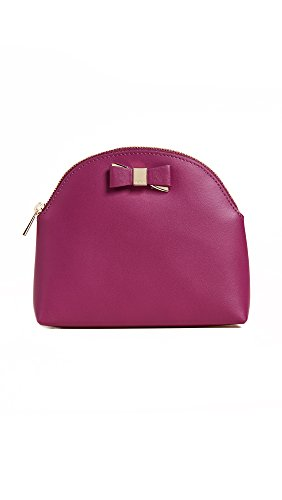 Furla Women's Asia Cosmetic Case, Amarena, One Size by Furla