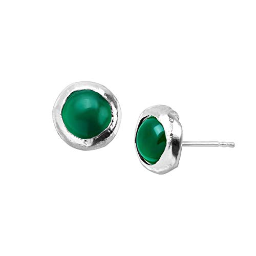 Agate Set Earrings - 8
