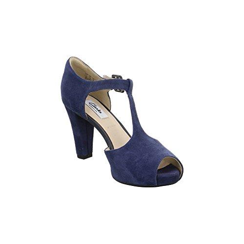 Clarks Kendra Flower - 261145785 Azul