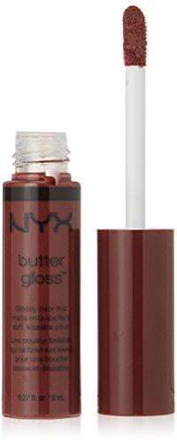 NYX PROFESSIONAL MAKEUP Butter Gloss, Raspberry Pavlova, 0.2