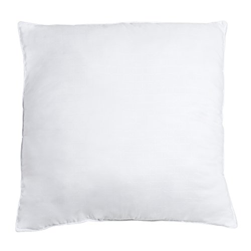 Bedford Home Overfilled Down Alternative Euro Pillows (Set of 2)