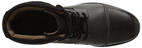 Grey Women's Boot Engis Dark ALDO Combat OXUxdv